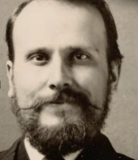 rudolph Blaschka, le fils chargé de peindre les modèles